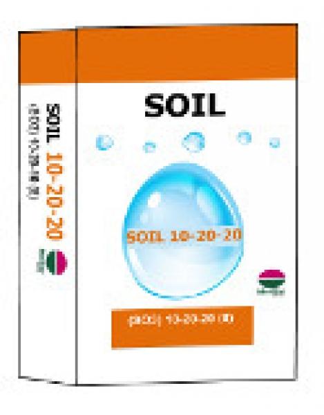 Medifer Soil 10:20:20 + 8 SO3 + 1,2 Mg