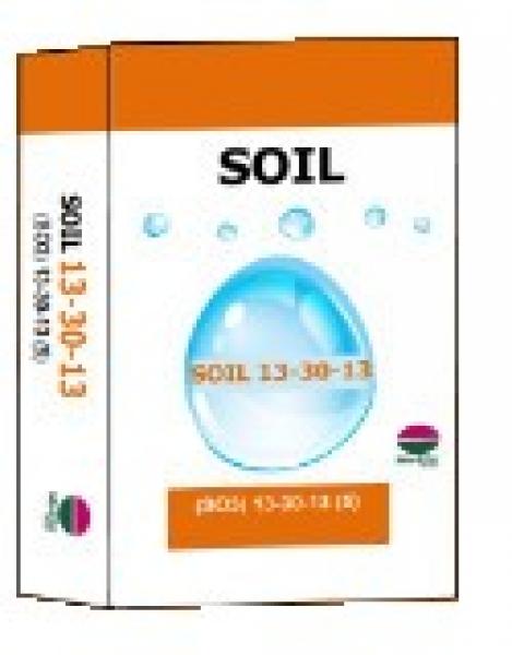 Medifer Soil 13:30:13 + 5 SO3 + 1 Mg